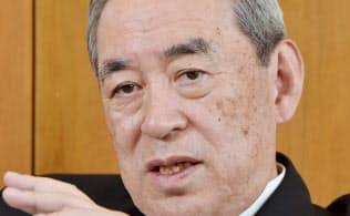 関西経済連合会会長 松本正義氏