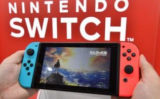 任天堂とテンセントは「ニンテンドースイッチ」の中国市場での販売で協力する