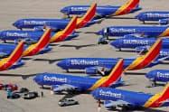 サウスウエスト航空は737MAXを8月5日まで運航スケジュールから外す=ロイター