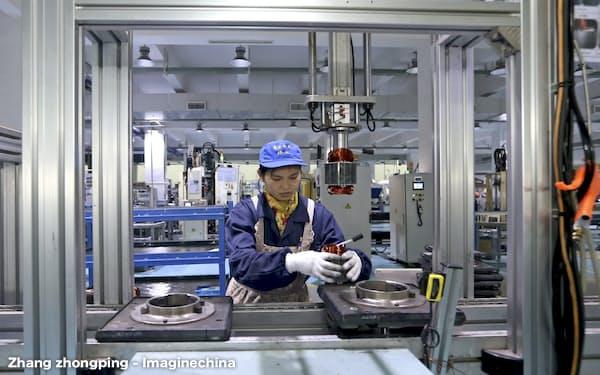 先進各国は中国の景気をあてにしなくてすむ経済の確立が急務だ=AP