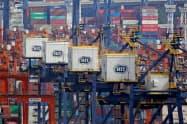 AMROは香港が貿易摩擦の影響を特に大きく受けると分析する=ロイター