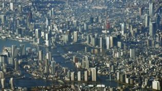 令和の人口減は首都圏を直撃する