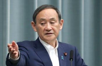 菅官房長官は前回調査の8位から4位に浮上した