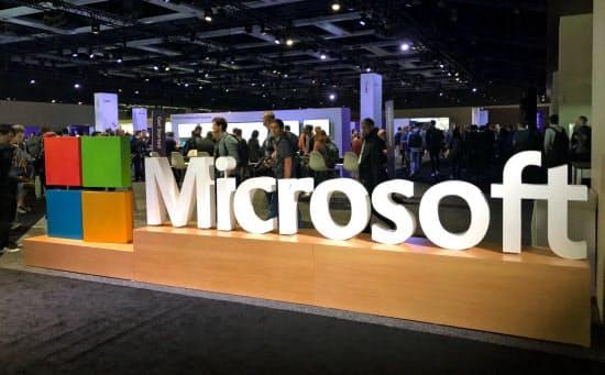 マイクロソフトは開発者向けの年次会議を開いた(6日、シアトル)