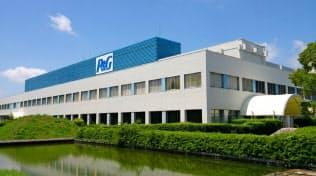 「SKー2」の製造を担う滋賀工場(滋賀県野洲市)