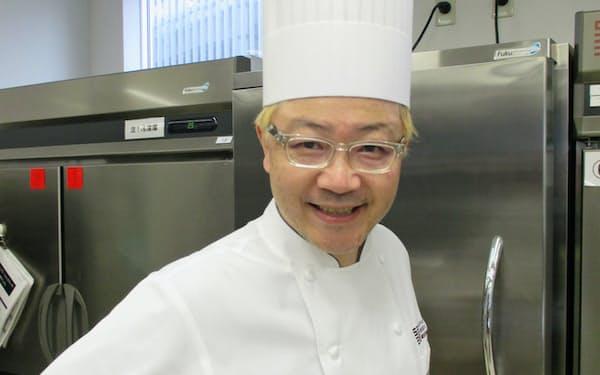 パティシエ 辻口博啓氏