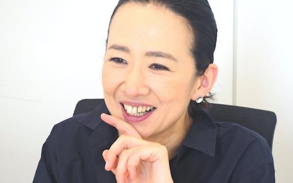 一般社団法人ベンチャー型事業承継の代表理事、山野千枝さん