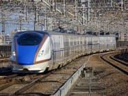 2019年3月から上越新幹線に導入した新車両「E7系」