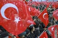 トルコ中銀、通貨防衛へ=AP