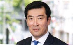 新社長に就任する宮尾・取締役常務執行役員