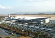 空港の民営化まで2年を切った