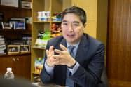 ベンチャー投資ファンドを設立したJGサミット・ホールディングスのランス・ゴコンウェイ社長