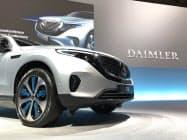 ダイムラーは39年の化石燃料車の実質ゼロを宣言