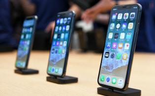 シンプルながら消費者の圧倒的な支持を得たアップルのiPhone