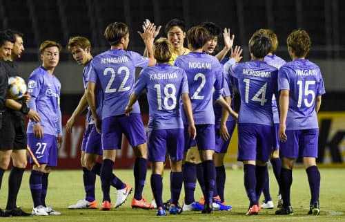 ACLで広島はすでにF組1位での決勝トーナメント進出が決定=共同