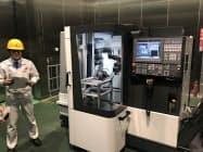 工作機械各社は海外向けの受注減が続いている