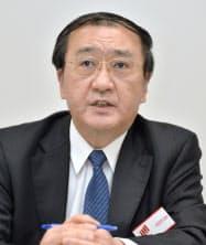 ジャパンディスプレイCEOに就く月崎義幸社長