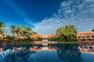 タイ不動産シンハーエステートがサムイ島で運営する高級ホテル「サンティブリ」