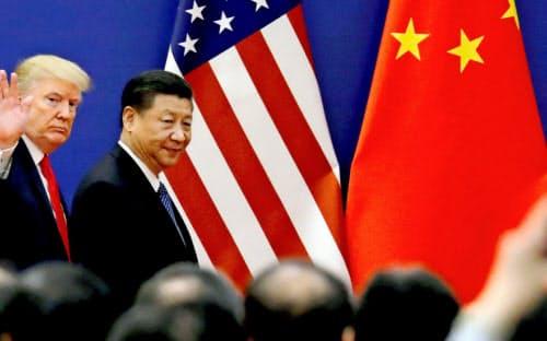トランプ米政権は「最強カード」で中国に圧力をかける=ロイター
