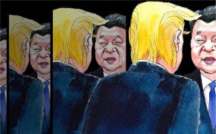 イラスト James Ferguson/Financial Times