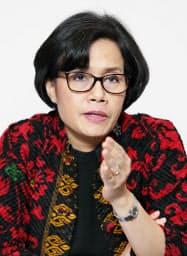 インドネシア財務省はサムライ債発行を増やしている(スリ・ムルヤニ財務相)