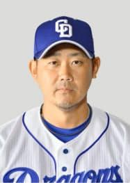 中日の松坂大輔投手=共同