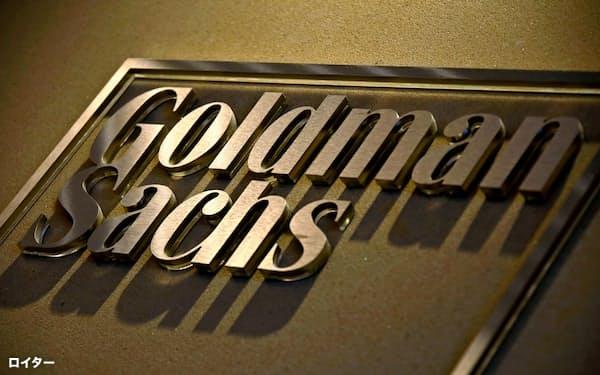 ゴールドマン・サックスは投資銀行部門の収入も落ち込んでいる=ロイター
