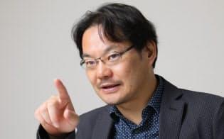 脳科学者の渡辺正峰氏
