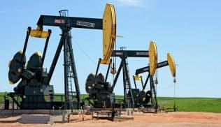 シェールオイル増産を受け米国は原油輸出を強化している