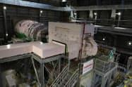 一般家庭約9万世帯分を発電する(秋田県湯沢市の山葵沢地熱発電所)