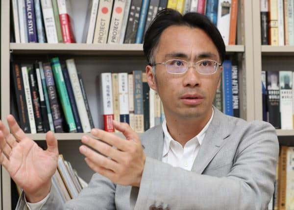 「人新世」の視点が倫理学や歴史学を変えると説く哲学者の篠原雅武氏