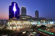 セントラル・パタナが運営する大型商業施設「セントラル・ワールド」