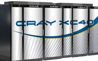 米クレイのスーパーコンピューター