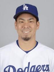 ドジャースの前田健太投手=ゲッティ共同
