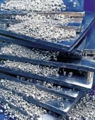 米中摩擦がプラチナ価格の弱材料