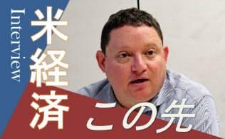 米コンファレンス・ボードの米国担当チーフエコノミスト、ギャド・レバノン氏