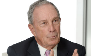 ブルームバーグ氏が立ち上げた会議では、米中の勢力バランスの変化が企業にどう影響するかを議論する