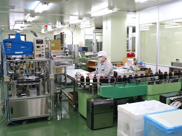 データに基づき生産効率の向上を目指す(横須賀市)
