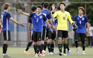 U―20日本代表はU―20W杯でエクアドル、メキシコ、イタリアと対戦する=共同