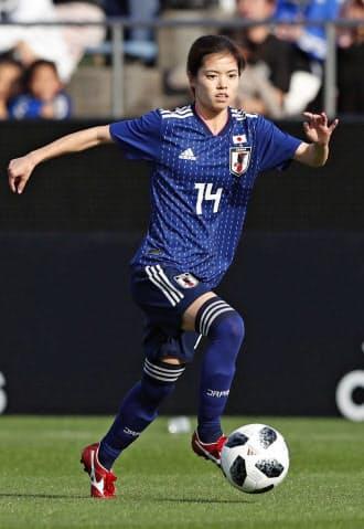 長谷川唯ら女子日本代表に選ばれた若手はW杯でたくさんのことを吸収してほしい=共同