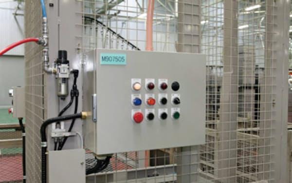 日東工業は配電盤などに使われるキャビネットの価格を5~8%引き上げた