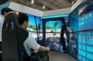 コベルコ建機は建機の遠隔操作システムを25年度にも投入する
