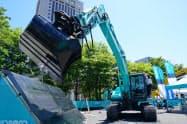 コベルコ建機は日本マイクロソフトとの協業について発表した