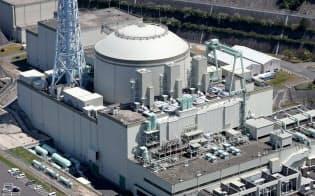 高速増殖炉原型炉もんじゅ(福井県敦賀市)