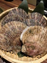 ホタテの不漁も輸出の減少に拍車をかけた