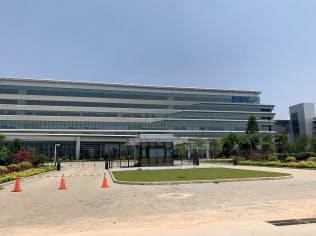 米商務省が輸出規制の対象とした福建省晋華集成電路(JHICC)は量産計画が頓挫した(福建省晋江市、10日)