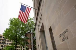 米司法省は競争法上の観点から合併計画の審査を進めている=ロイター