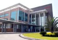 協業の中心となるインド西部のテックマヒンドラの拠点(マハーラーシュトラ州)