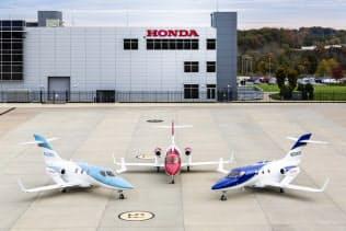 ホンダジェットは18年の小型ビジネスジェットの出荷機数で2年連続の首位となった