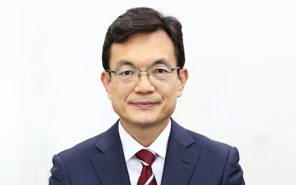 韓国外務省の第1次官に就いた趙世暎(チョ・セヨン)氏